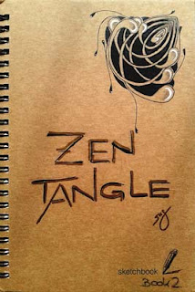 My Zentangle Collection Book #2