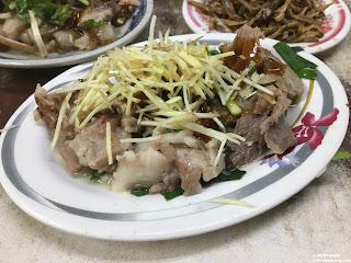 豬頭肉NT$50