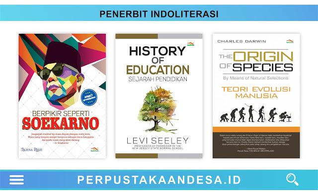 Daftar Judul Buku-Buku Penerbit Indoliterasi