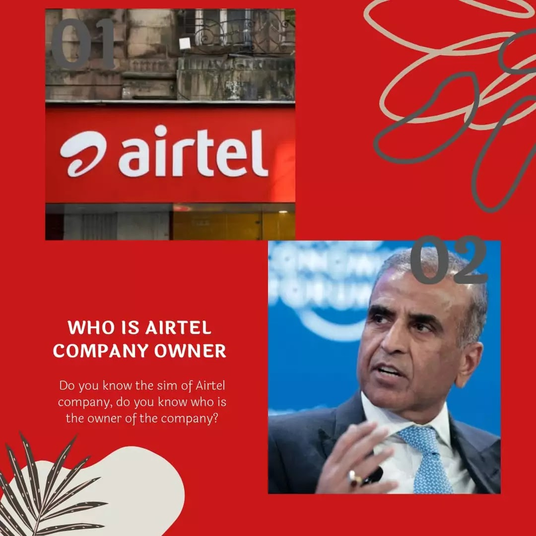 Who owns Airtel SIM?