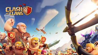 Clash of Clans buatan Supercell