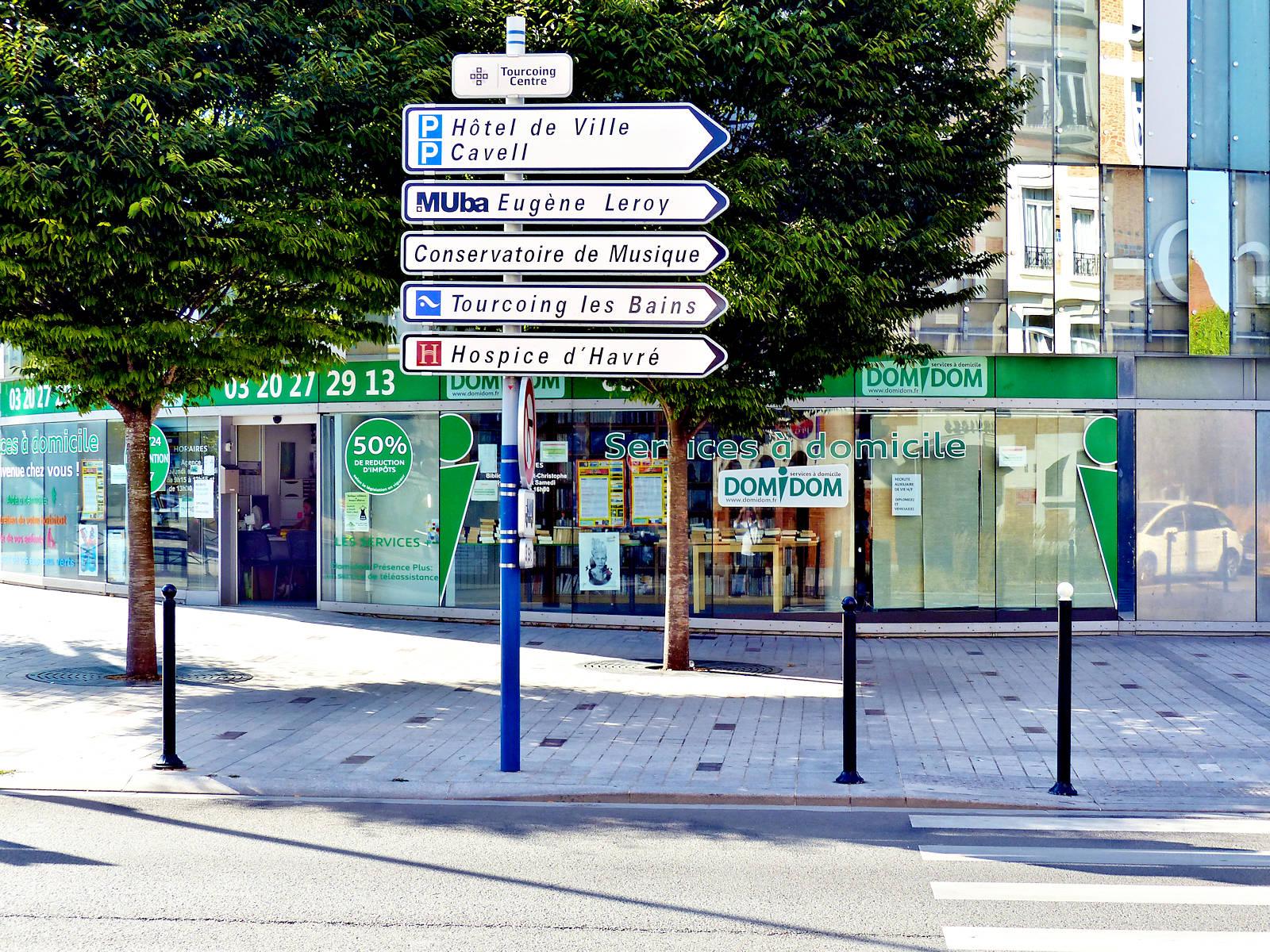2 Rue d'Havré, Tourcoing - Domidom, Service à Domicile