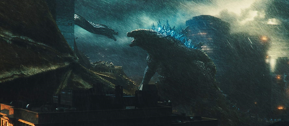 Movie Review by Rawlins, Godzilla: King of the Monsters, Godzilla, Ghidorah, Mothra, Rodan, Action, Sci-Fi,