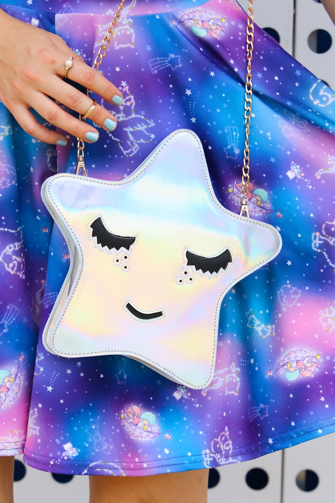 Cute Galaxy Star Outfit
