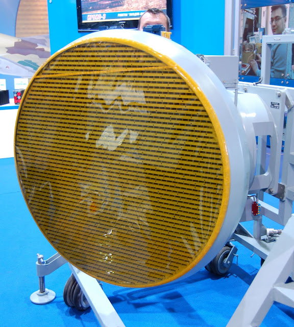 RADAR IRBIS-E APG-77 AESA PESA RADAR
