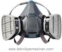 alat pelindung dari Debu, uap dan gas