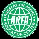 Arfa Translation Agency and Education Center