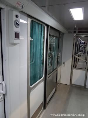 Przedziałowy wagon klasy 2