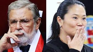TC pasó 1056 pedidos de hábeas corpus para favorecer a Keiko Fujimori
