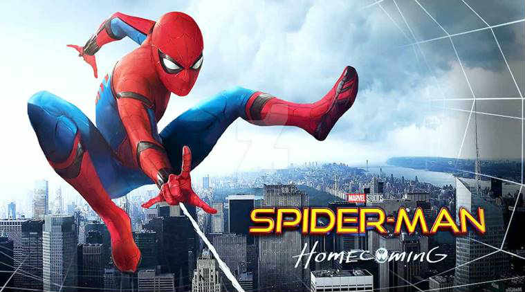 Spider Man: Homecoming pays tribute to the iconic comic book cover in unpublished art
