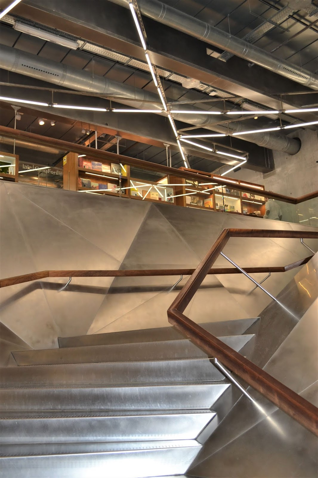 architettura moderna a Madrid