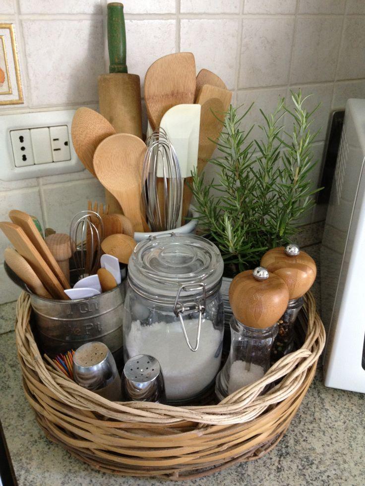 Idee Cucina In Ordine : Idee fai da te salvaspazio per fare ordine in cucina
