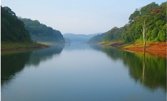 Rivers in Kerala