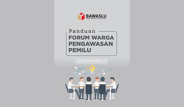 Buku Panduan Forum Warga Pengawasan Pemilu