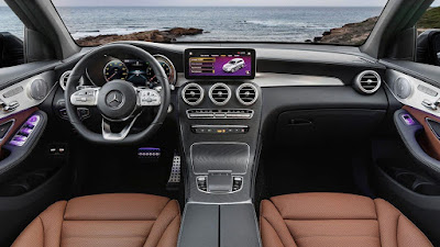 2021 Mercedes Benz GLC Class Review, Specs, Price