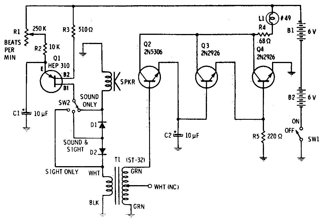 Circuit Diagram For 6v Power Supply
