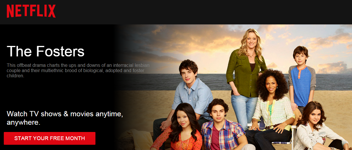 The Fosters Netflix