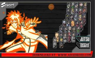 Naruto Senki F-Team