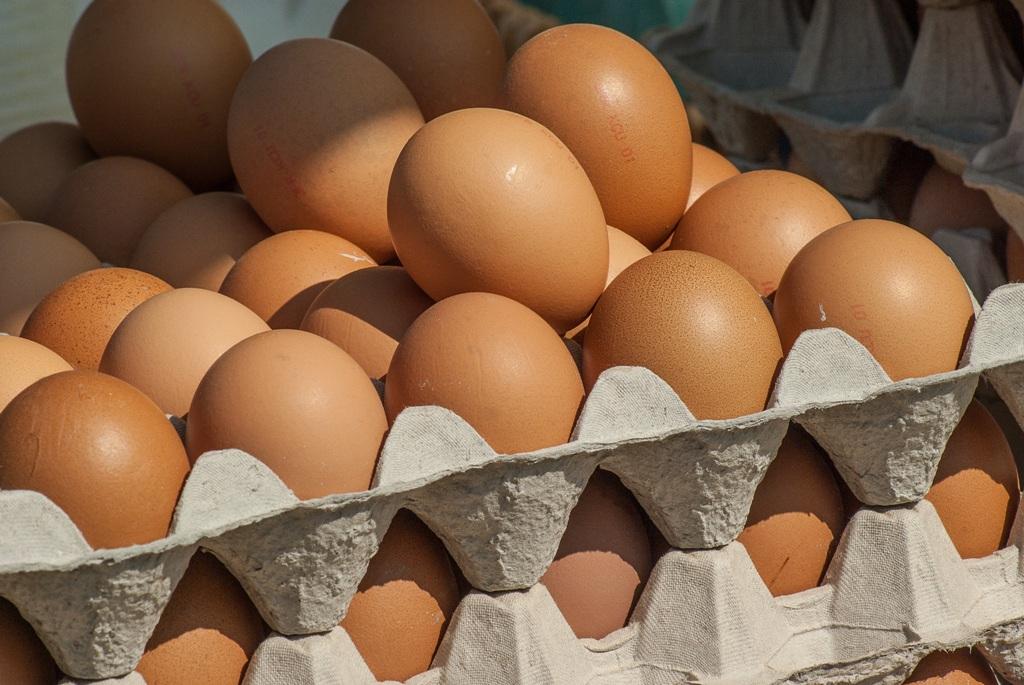 Permintaan Menurun, Harga Telur Ayam di Lumajang Anjlok