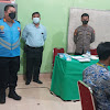 Kabid Propam Polda Sulsel, Pantau Langsung Pemeriksaan CAT Psikologi Casis Bintara Polri di SMK Makassar