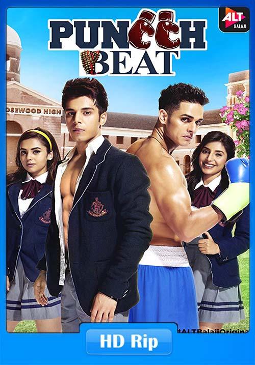 Puncch Beat 2019 720p Hindi Season 1 WEB-DL x264   480p 300MB   100MB HEVC