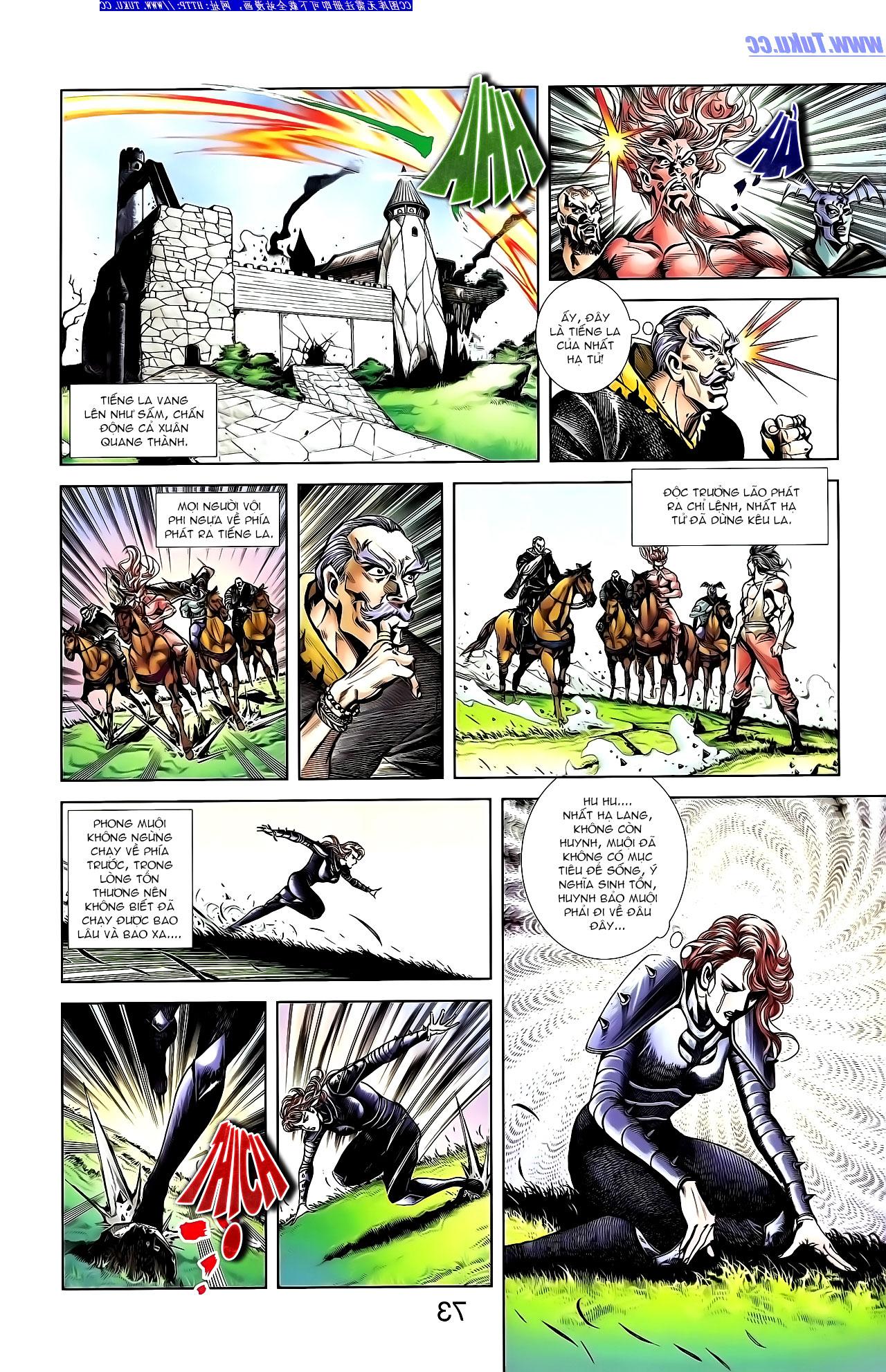 Cơ Phát Khai Chu Bản chapter 141 trang 17