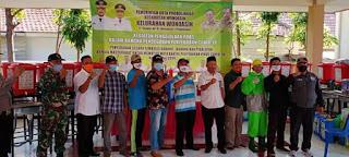 Pokmas Minak Jinggo Kelurahan Wonoasih Laksanakan PHBS
