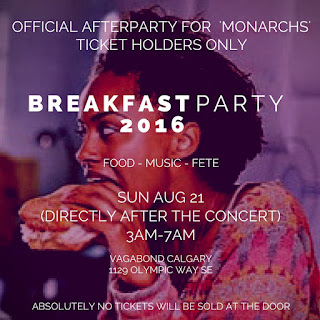 Breakfast Party 2016