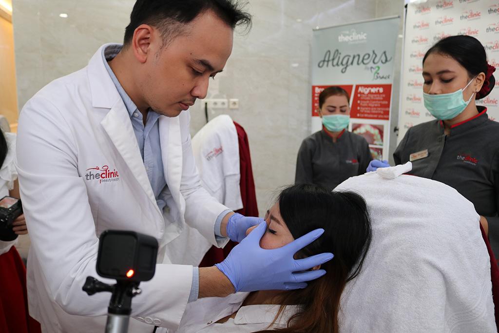 Filler Hidung dan Bibir - Before After - The Clinic Beautylosophy-Indonesia - Klinik Kecantikan Jakarta