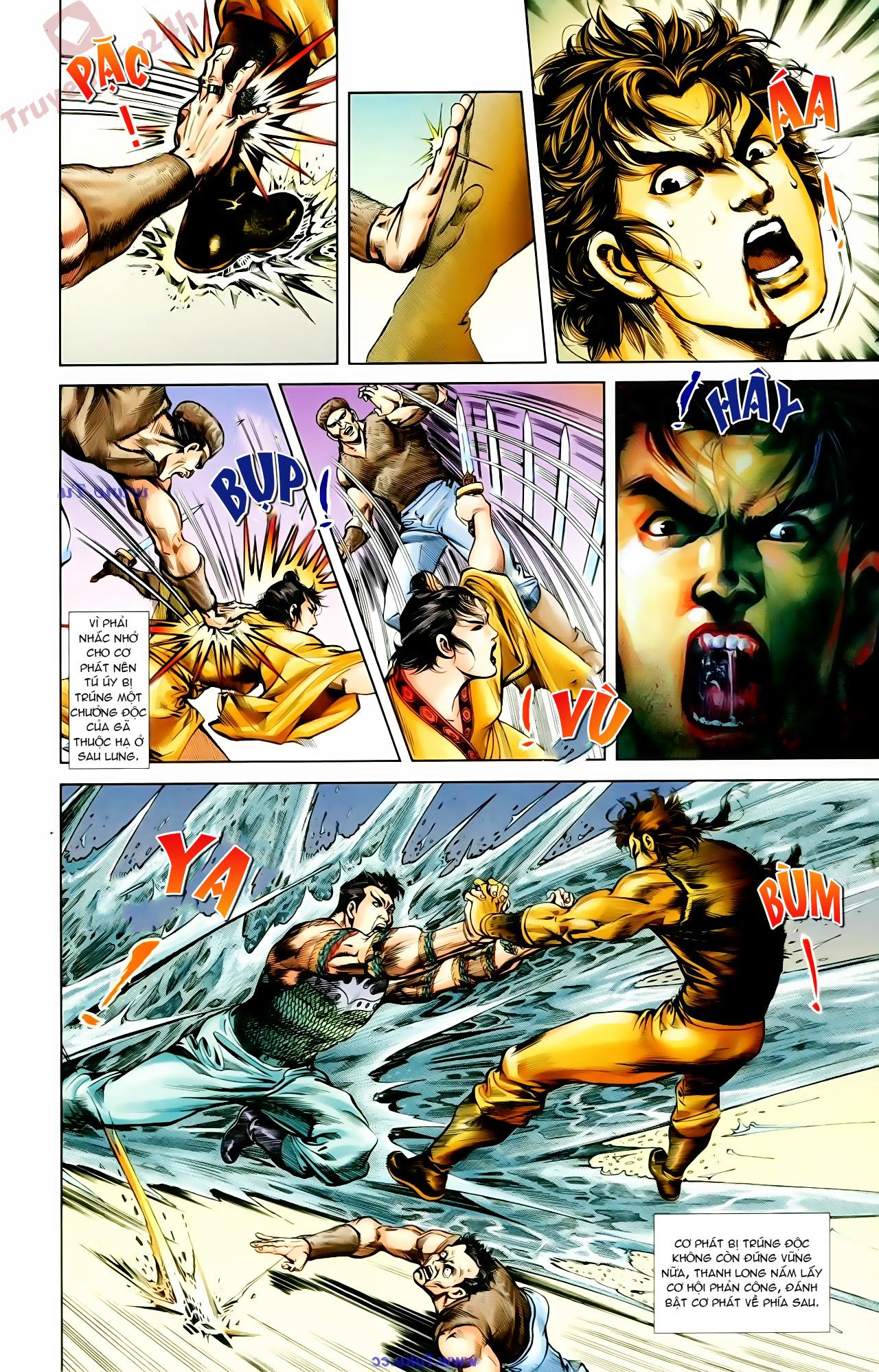 Cơ Phát Khai Chu Bản chapter 66 trang 11