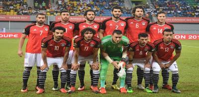 تخب مصر