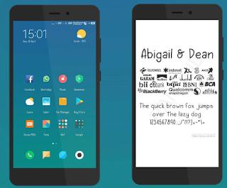 Abigail & Dean Unicode Mtz