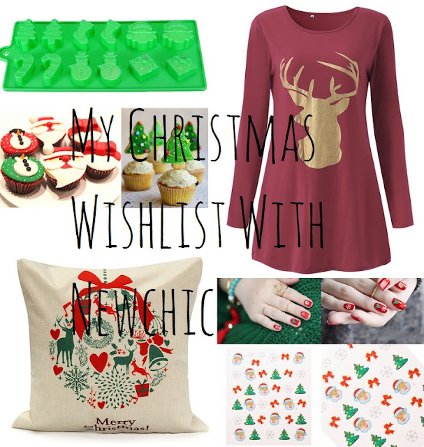 My Christmas Wishlist With Newchic MakeUp Fun