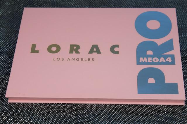Lorac mega pro giveaways