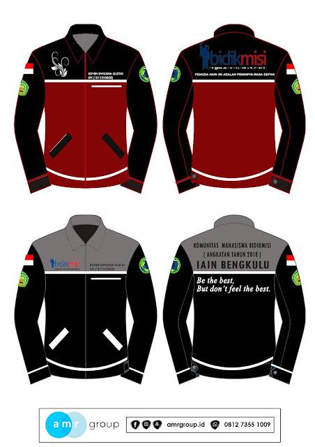 Konveksi Bengkulu | Jaket Bidikmisi IAIN Bengkulu