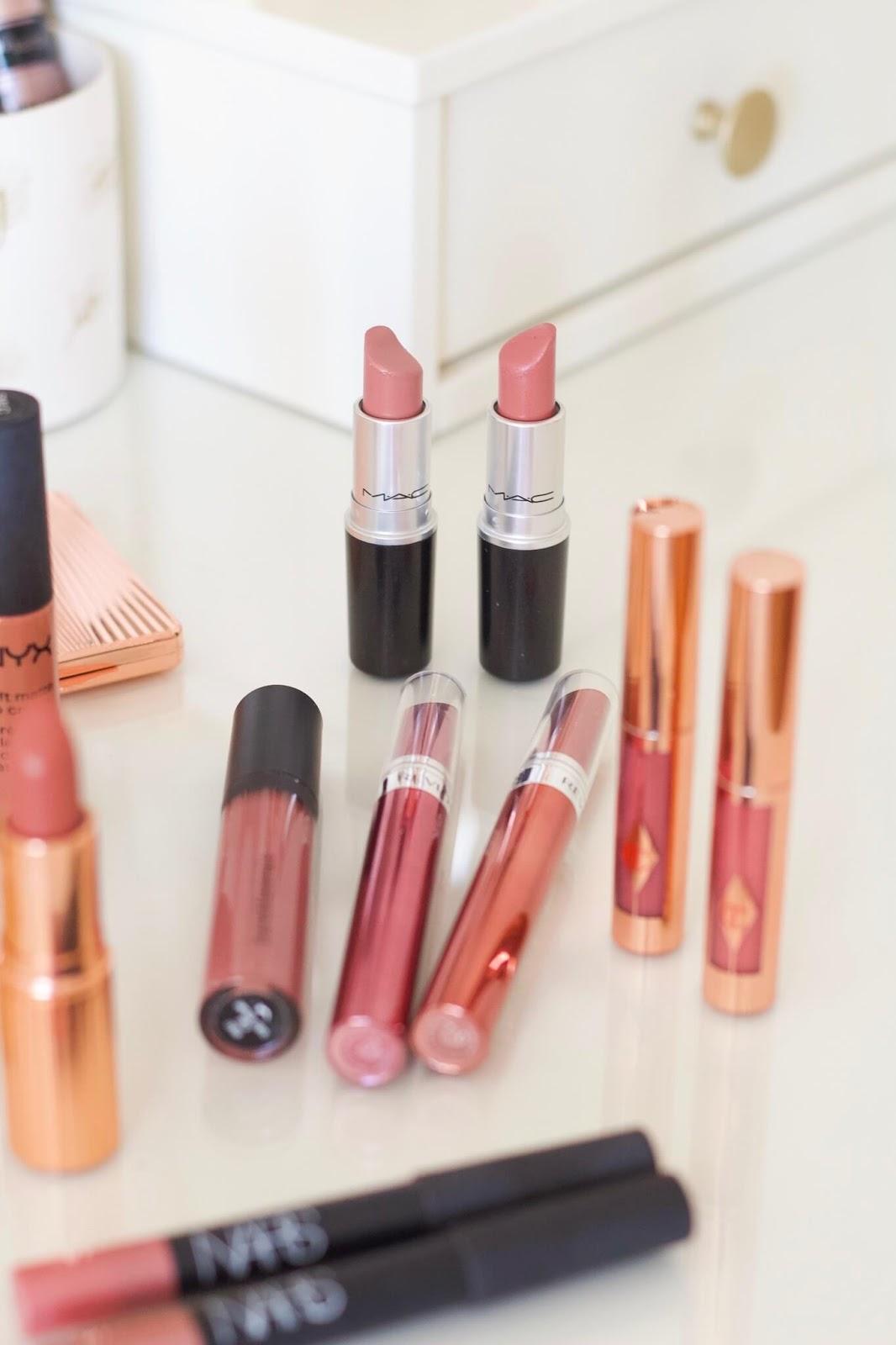 Nude Lipstick Edit