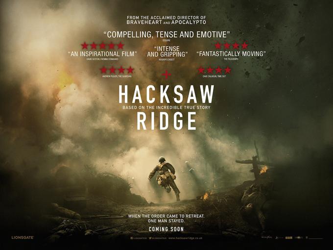 Hacksaw Ridge Filem Mesti Tonton