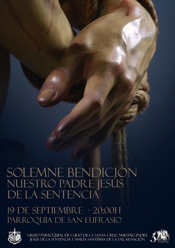 La Covid-19 condiciona la bendición del Señor de la Sentencia de Jaén