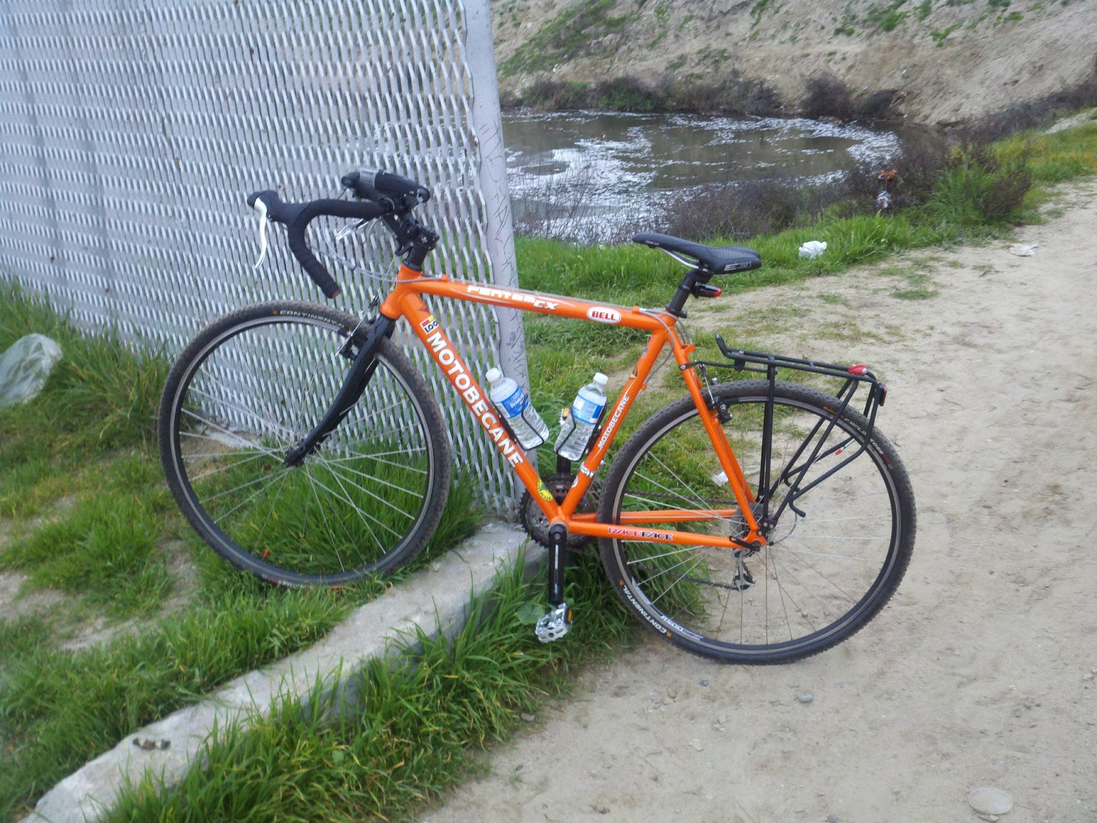 Biking For The Old And The Restless Motobecane Fantom