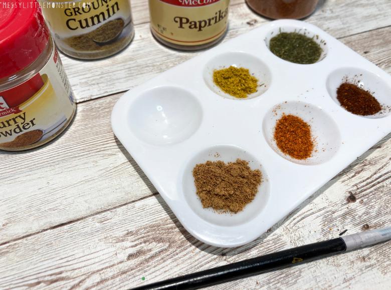 spice paint