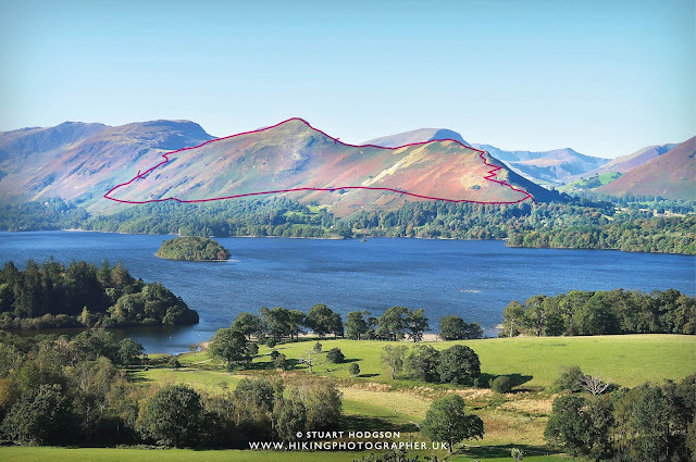 catbells, best walk, route, lakes, keswick, direction, easy