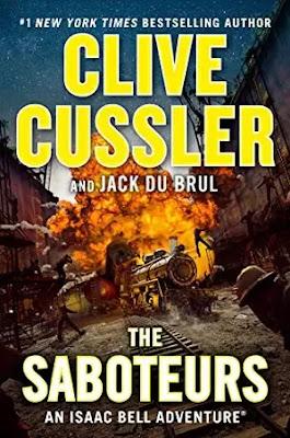 The Saboteurs Book by Clive Cussler and Jack Du Brul Pdf