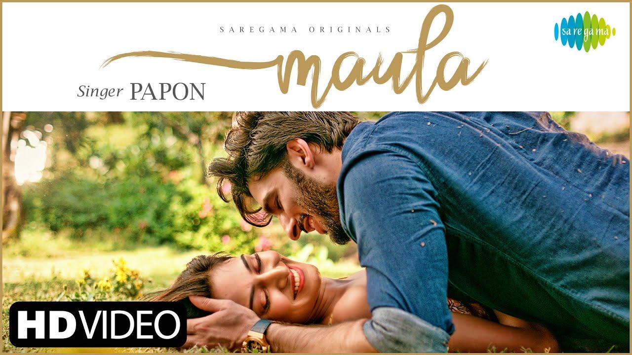 Maula Lyrics Papon