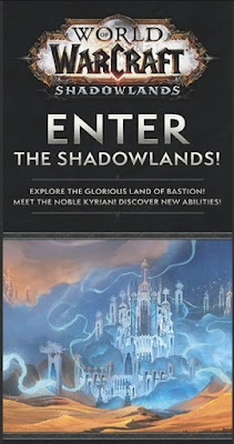 World of Warcraft Shadowslands
