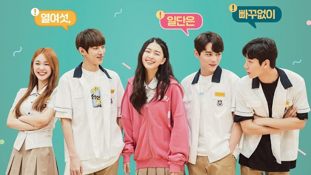 No Going Back Romance: idols do K-POP estrelam web drama escolar