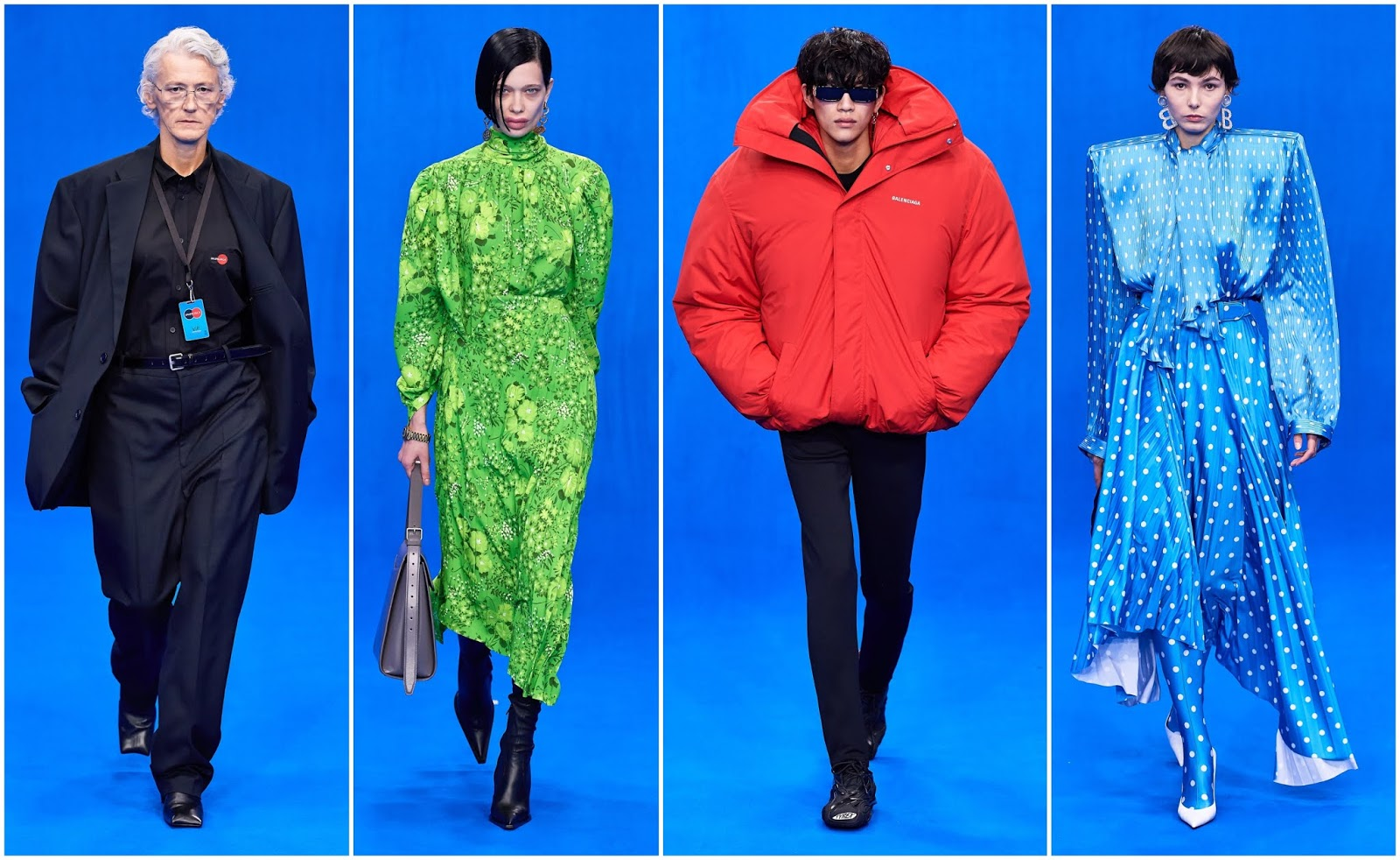 Balenciaga 2020 sanguine style: What to wear to work in 2020. Reviewing Balenciaga,  Givenchy.