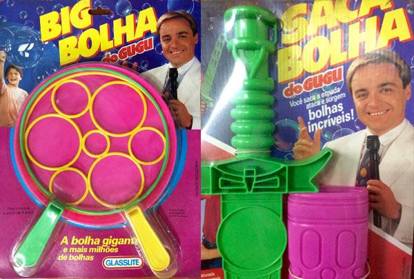 Brinquedo Big Bolha do Gugu