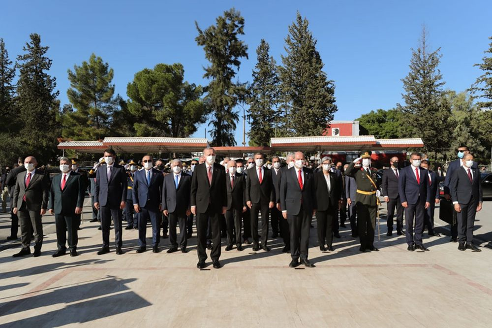 Το βρώμικο παιχνίδι του Ερντογάν στην Κύπρο