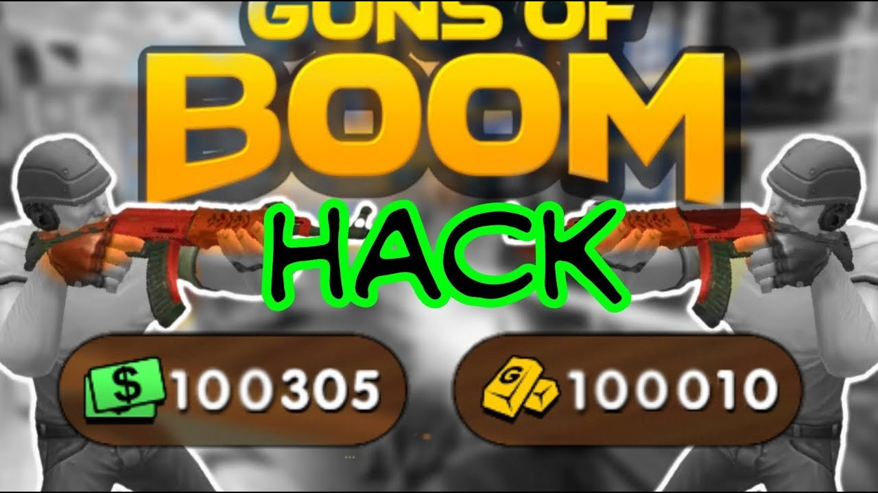 Claim Guns of Boom Unlimited Gold and GunBucks For Free! Working [2021]