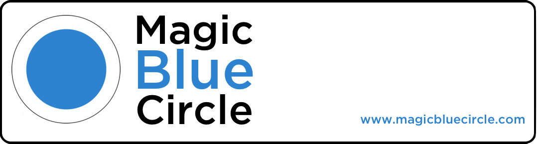 Magic Blue Circle